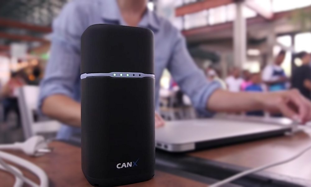CANX - The Charger and Portable Plug
