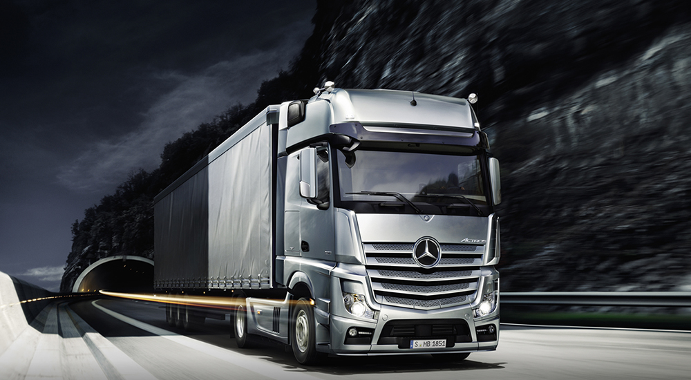 Actros-drive