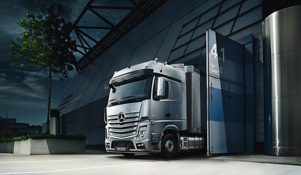 Actros-view